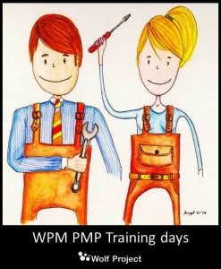 wpm pmp working days