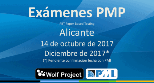 PMI EXAMENES oct 2017