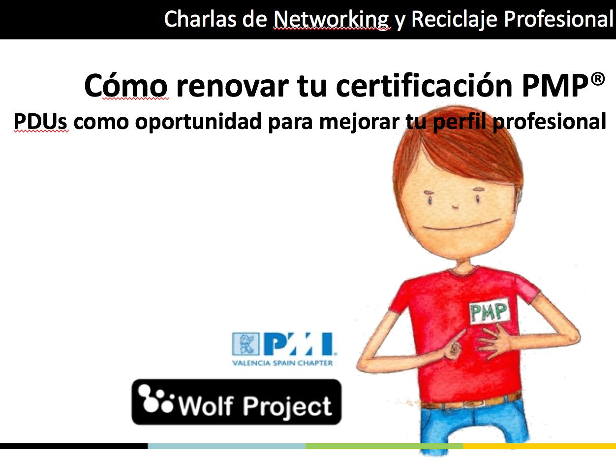 Cómo renovar tu certificación PMP