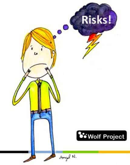 dibujo risk wpm