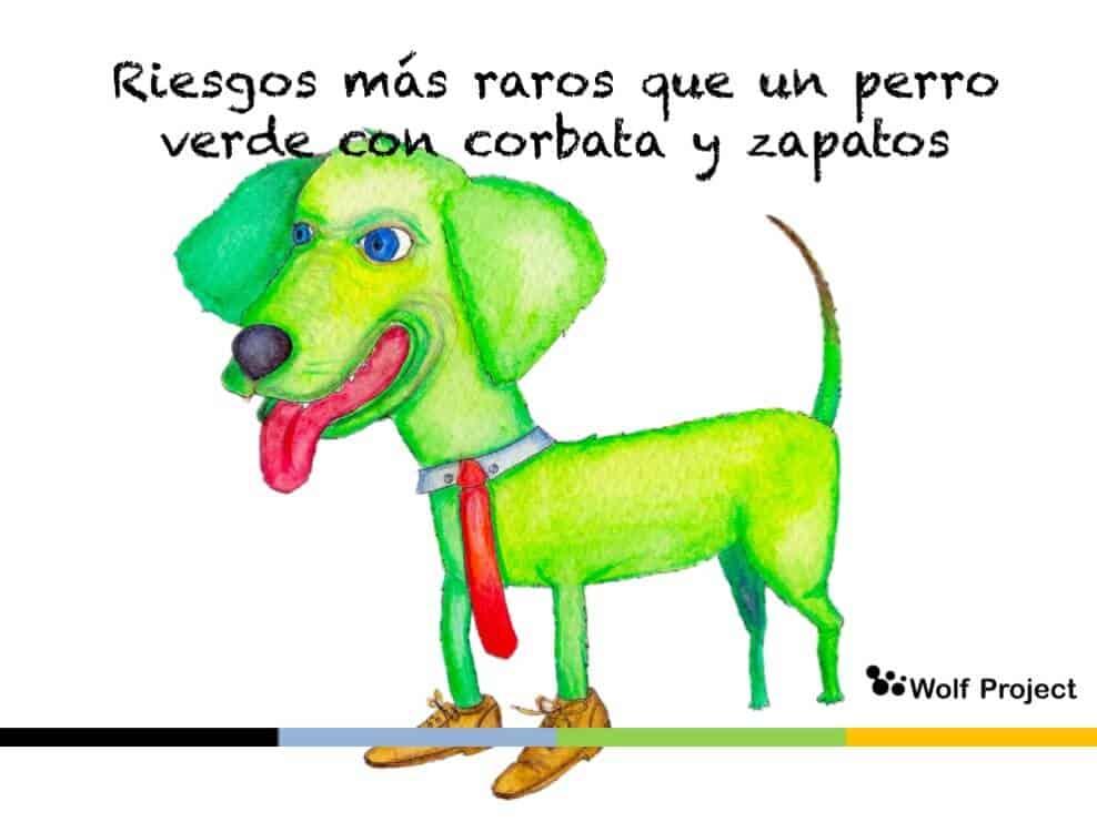 perro-verde