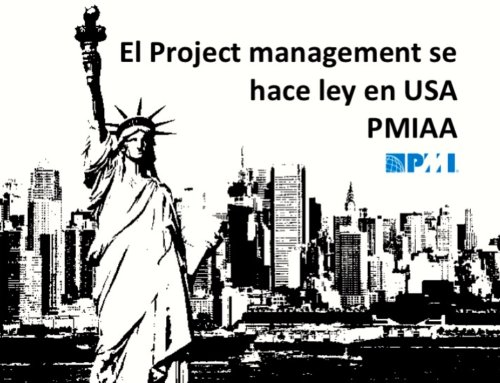 El Project Management se convierte en ley en USA