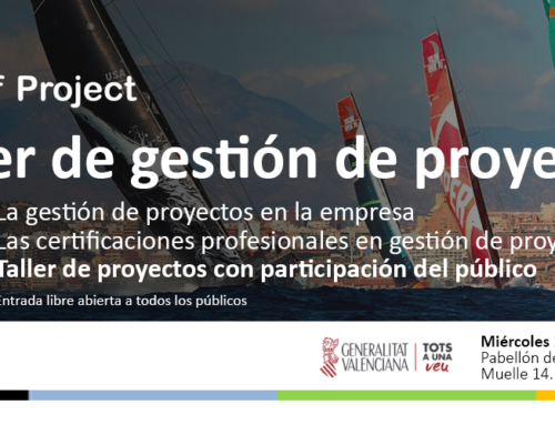 Wolf Project estará en la VOLVO con un divertido taller de gestión de proyectos