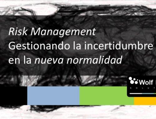 Risk management: gestionando la nueva normalidad