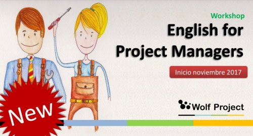 Talle de ingles business basado en project management