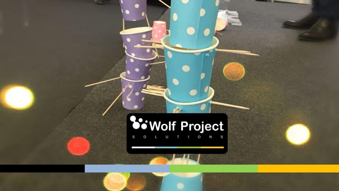 Taller de gestión de proyectos de wolf project