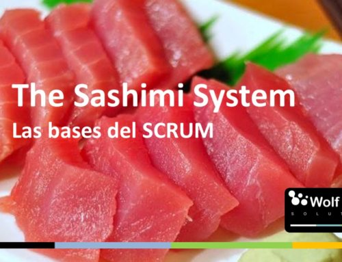 The Sashimi System: Las bases del SCRUM
