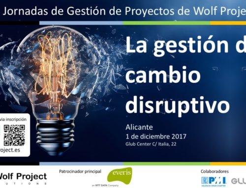IV Jornadas de gestión de proyectos de Wolf Project: 1 diciembre